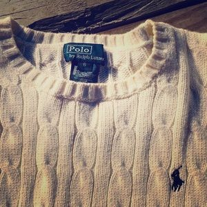 Ralph Polo Sweater